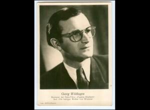 Y15663/ Georg Wildhagen Defa-Filme Regisseur Foto AK ca.1955