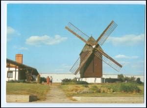 Y15673/ Fahrland Bez. Potsdam Windmühle Bild und Heimat AK