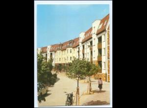 Y15681/ Schwerin Burgstraße Bild und Heimat AK
