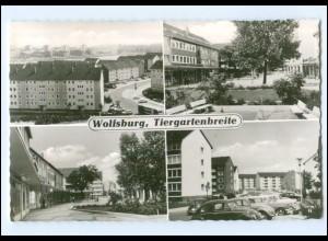 XX009191/ Wolfsburg Tiergartenbreite AK ca.1965