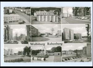 XX009200/ Wolfsburg Rabenberg AK ca.1965