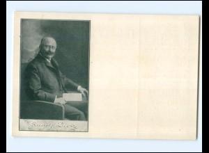 Y15763/ Dichter Rudolf Dietz AK ca.1910