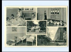 Y15793/ Sassendorf 75 Jahre Kinderheilanstalt AK ca.1955