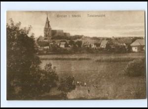 U9917-171/ Gnoien in Meckl. AK ca. 1920