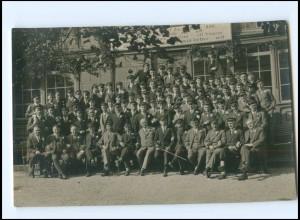 Y15940/ Studenten Studentika Gruppenfoto AK ca. 1912