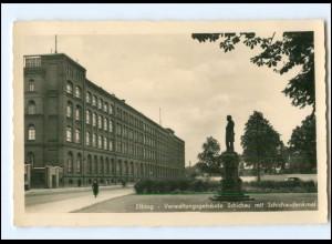 U9881/ Elbing Verwaltungsgenbäude Schichau Foto AK Ostpreußen ca.1938