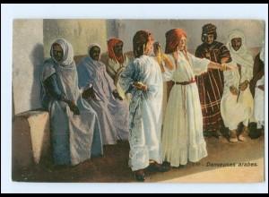 U9876/ Orient Danseuses arabes Lehnert & Landrock AK ca.1912