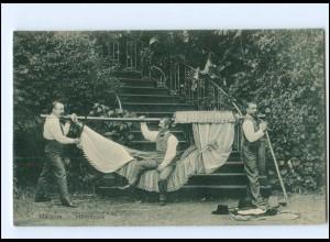 Y15962/ Madeira - Hammock Portugal AK ca.1910