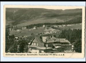 Y15969/ Riesengebirge Spindelmühle-Friedrichstal Schlesien Foto AK ca.1935