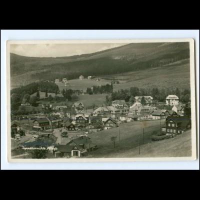 Y15968/ Riesengebirge Spindlermühle Schlesien Foto AK ca.1930