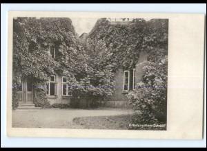 Y15858/ Schobüll b. Husum Erholungsheim AK ca.1925