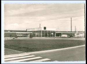 Y15872/ Lahr Schwarzwald Bahnhof AK ca.1965