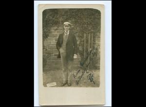 Y15894/ Student Studentika Absolvia 1919 Foto AK