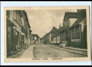 XX009260-182/ Neubukow i. Meckl. Hintertsraße AK 1928