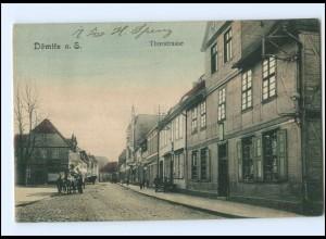 XX009479-193./ Dömitz Thorstraße 1907 AK
