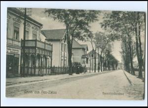 XX009282-155/ Neu-Zittau Spreebordstraße AK 1913