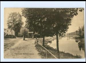 XX009698-162/ Eichhorst am Werbelin-Kanal AK 1928