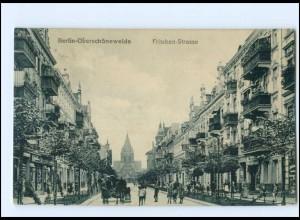 XX009286/ Berlin Oberschöneweide Frischen-Straße AK 1918