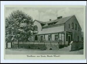 XX009400-146/ Paretz Havel Gasthaus zur Linde AK 1939