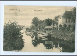 XX009506-165./ Oranienburg Havel-Partie 1911 AK
