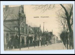 XX009331-146/ Nauen Friedrichstraße AK 1916