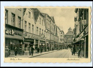XX009378/ Stolp Neutorstraße Pommern AK 1941