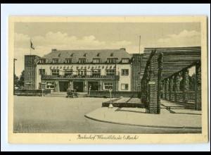 XX009429-163/ Wandlitz Bahnhof Wandlitzsee AK 1941