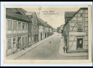XX009718-193/ Lenzen (Elbe) Hamburgerstraße AK 1931