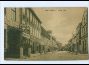 XX009486-193./ Grabow Große Straße 1924 AK