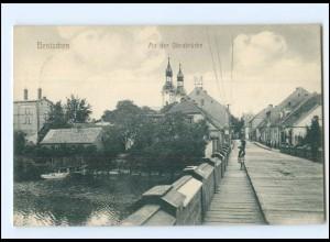 XX009646/ Bentschen An der Ohrabrücke AK Prov. Posen 1915
