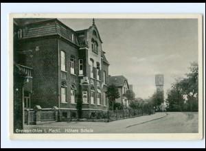 XX009496-239./ Grevesmühlen Höhere Schule 1939 AK