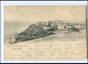 XX009484-185./ Rügen Lohme 1901 AK