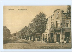 XX009321-192/ Lübtheen Klingbergstraße AK ca.1925