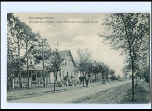 XX009414-153/ Petershagen-Nord Bruchmühlenstraße AK 1915