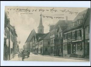 U9994-8532/ Windsheim Rothenburger Straße AK 1914