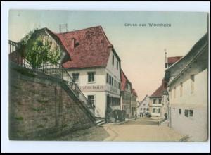 U9993-8532/ Windsheim schöne AK1914