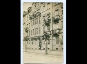 Y16461/ Mannheim Privat Foto AK 1911