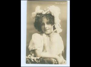 Y16193/ Wanda Radford Schauspielerin aus Australien Foto AK 1905