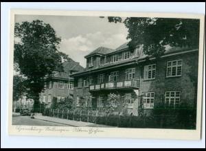Y16111/ Hamburg Stellingen Alten Eichen AK ca.1940