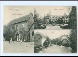 XX10121/ Liebenau Schloss Eickhoff Mühle 1911 AK