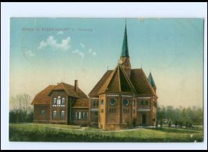 XX10246/ Hamburg Harburg Eißendorf Kirche AK 1911