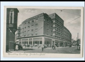 XX009915/ Hamburg Harburg Zentrumshaus AK 1943