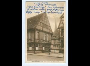 XX10251/ Hamburg Harburg Alte Ecke in der Mühlenstraße AK 1914