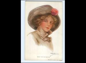 XX009912/ Philip Boileau junge Frau AK ca.1912