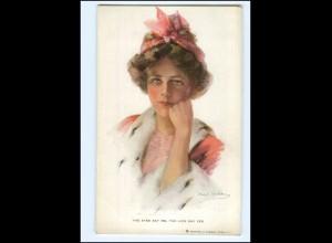 XX009905/ Philip Boileau juneg Frau AK ca.1912