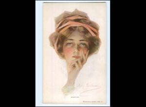 XX009907/ Philip Boileau junge Frau AK ca.1912
