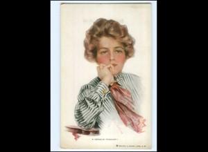 XX009909/ Philip Boileau junge Frau AK ca.1912