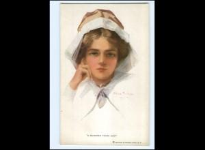 XX009913/ Philip Boileau junge Frau AK ca.1912