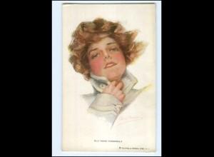 XX009908/ Philip Boileau junge Frau AK ca.1912