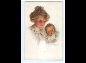 XX009910/ Philip Boileau Mutter und Kind AK ca.1912